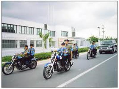 dịch vụ bảo vệ áp tải vận chuyển tiền