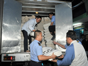 Dịch vụ bảo vệ áp tải tiền hàng hóa của Thăng Long mang đến hài lòng cho bạn.